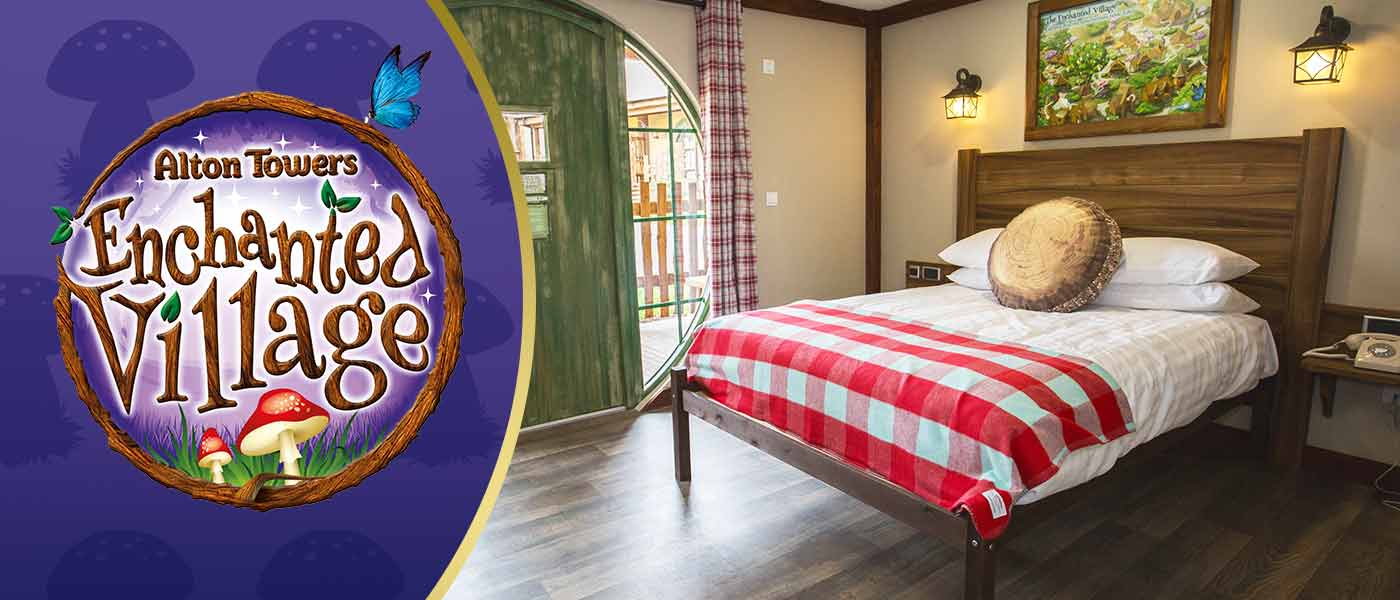 Enchanted Village Lodges at Alton Towers Resort