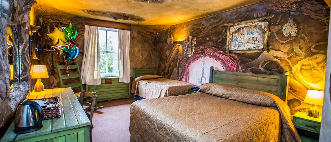 Alton Towers Themed Rooms Alton Towers Holidays