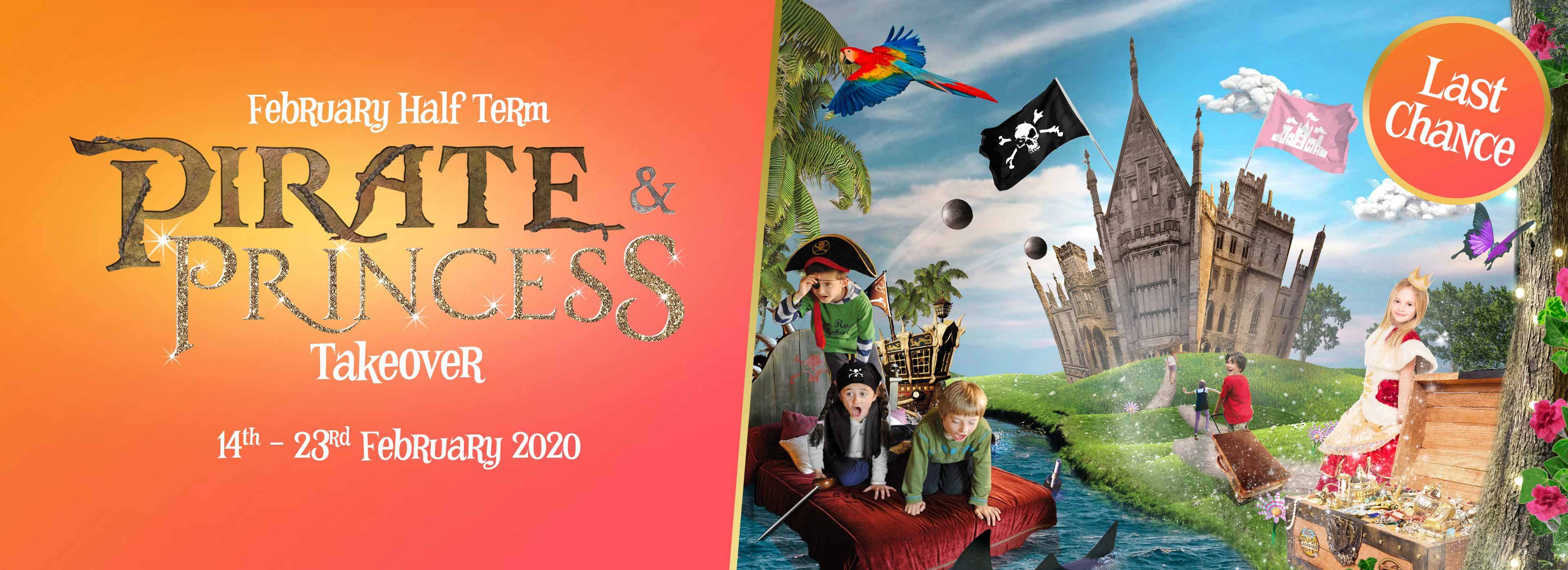 February Half Term 2020 at Alton Towers Resort