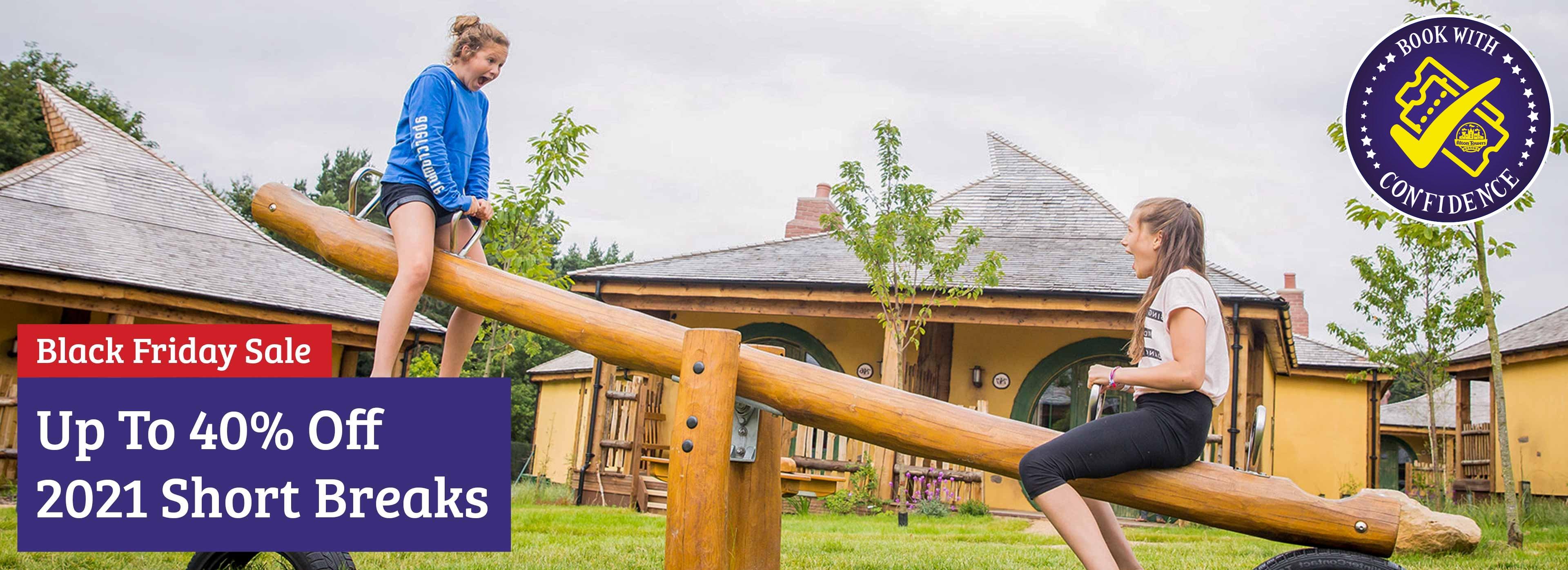 Woodland Lodges at Alton Towers Resort