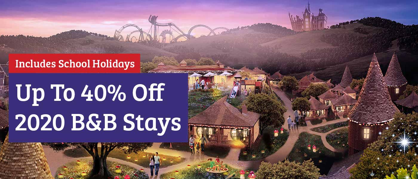 Early Booking Offer at Alton Towers Resort